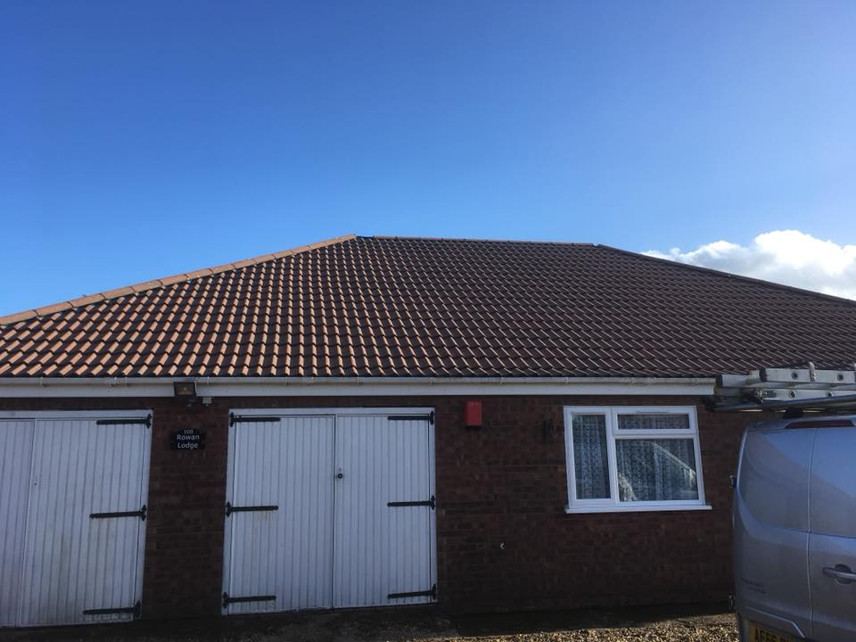 Pitched Roofs Ely - Roof Slating & Tiling - Ely Roofing Company