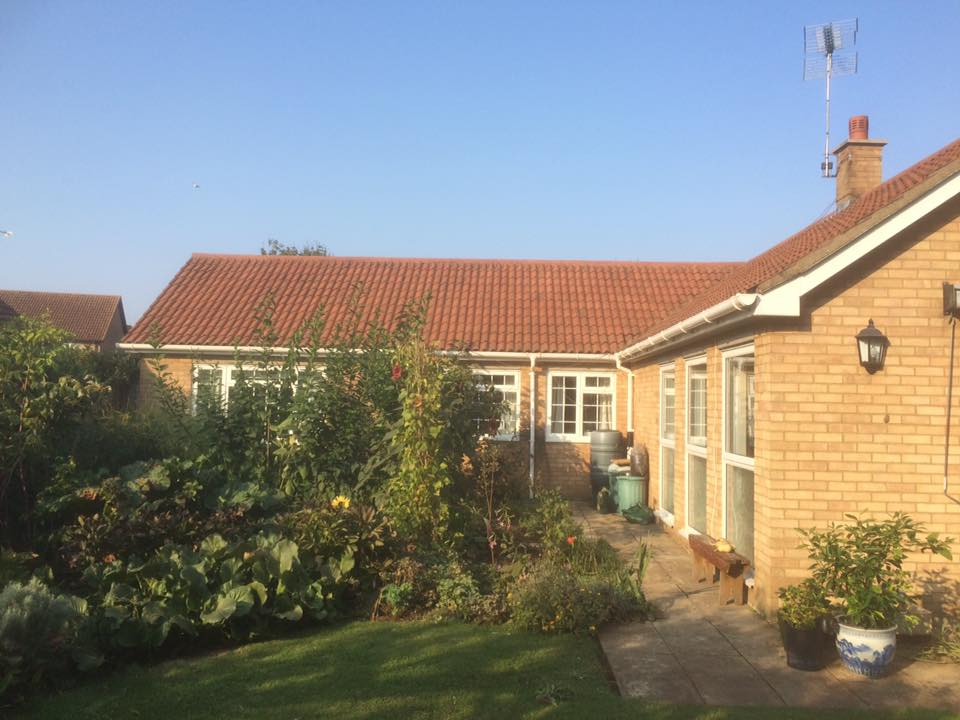 Pitched Roof Completed By Our Roofers In Ely