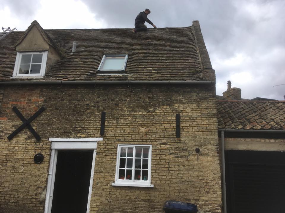 Pitched Roofing Services Ely - By Ely Roofing Company