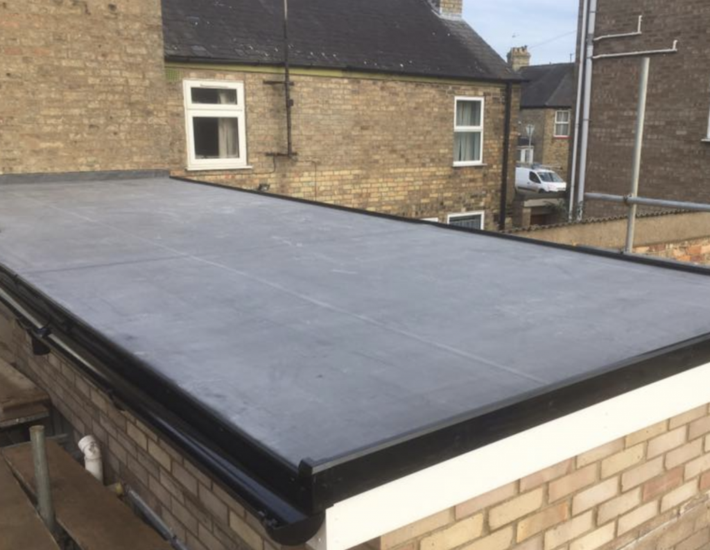 Flat Roofs Ely - Flat Roofing Services - Ely Roofing Company
